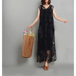 Платье Бернадет (черный)