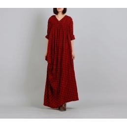 Платье Доменика (красный)