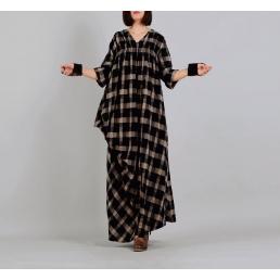 Платье Доменика (черный)