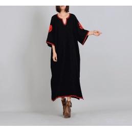 Платье Лия (черный)