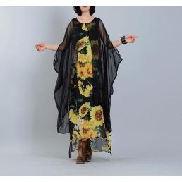 Платье Пальмира (желтый)