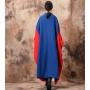 Платье-пальто (красный)