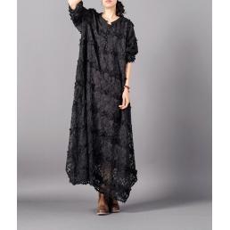 Платье Бони (черный)