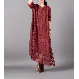 Платье Бони (красный)