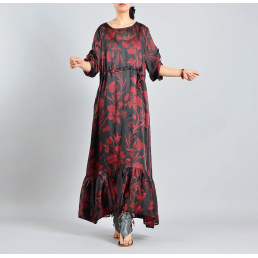 Платье Бриана (красный)