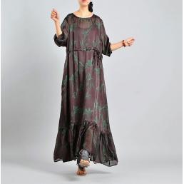 Платье Бриана (зеленый)