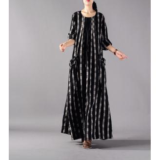 Платье Венера (черный)