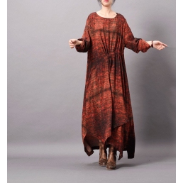 Платье Виола (красный)