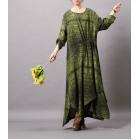Платье Виола (зеленый)