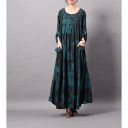 Платье Гвенда (зеленый)