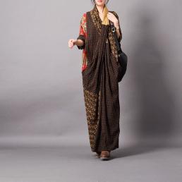 Платье Августа (красный)