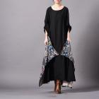 Платье Юнона (черный)