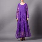 Платье Виола (сиреневый)