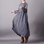 Платье Вивиана (серый)