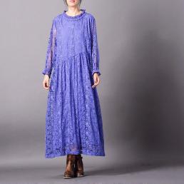 Платье Вивиана (голубой)