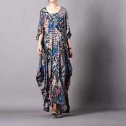 Платье Джен (синий)