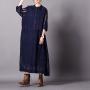 Платье Илона (синий)