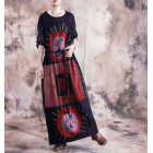 Платье Шофранка