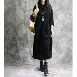 Платье Ава (черный)