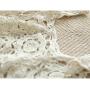 Ажурная жилетка (белый)